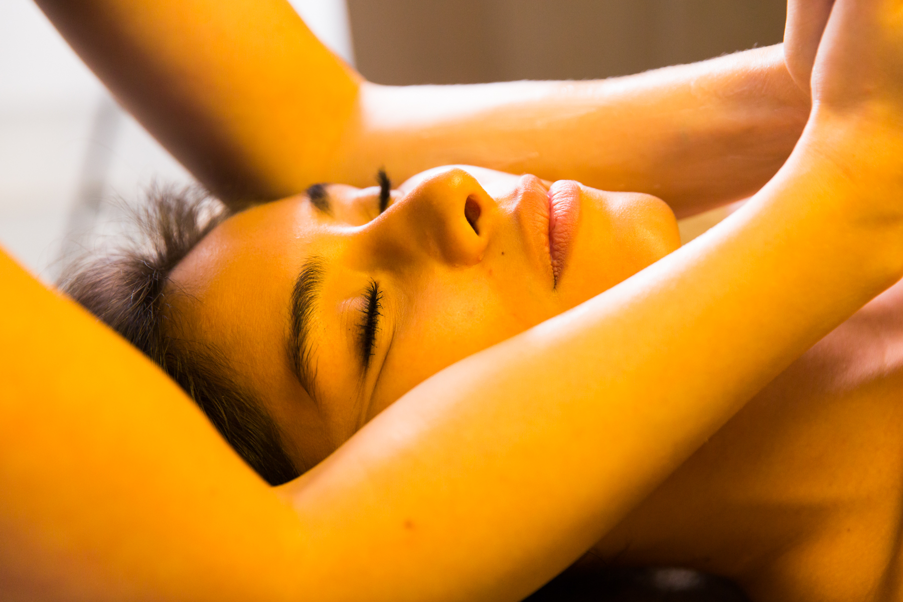 massage bij het stoppen met roken