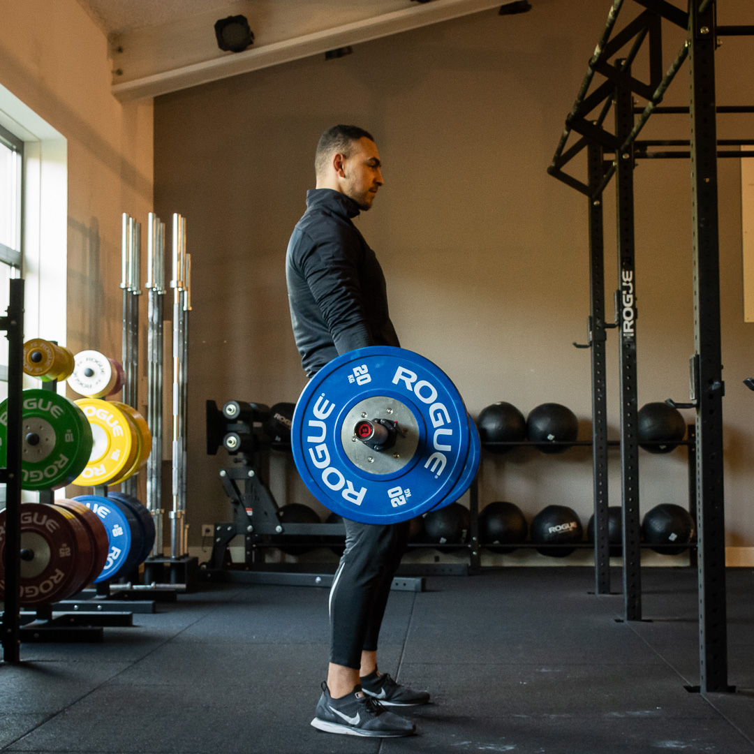 deadlift instructies