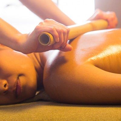 Bamboo massage 60 min