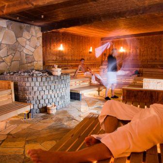dagje sauna met badkleding