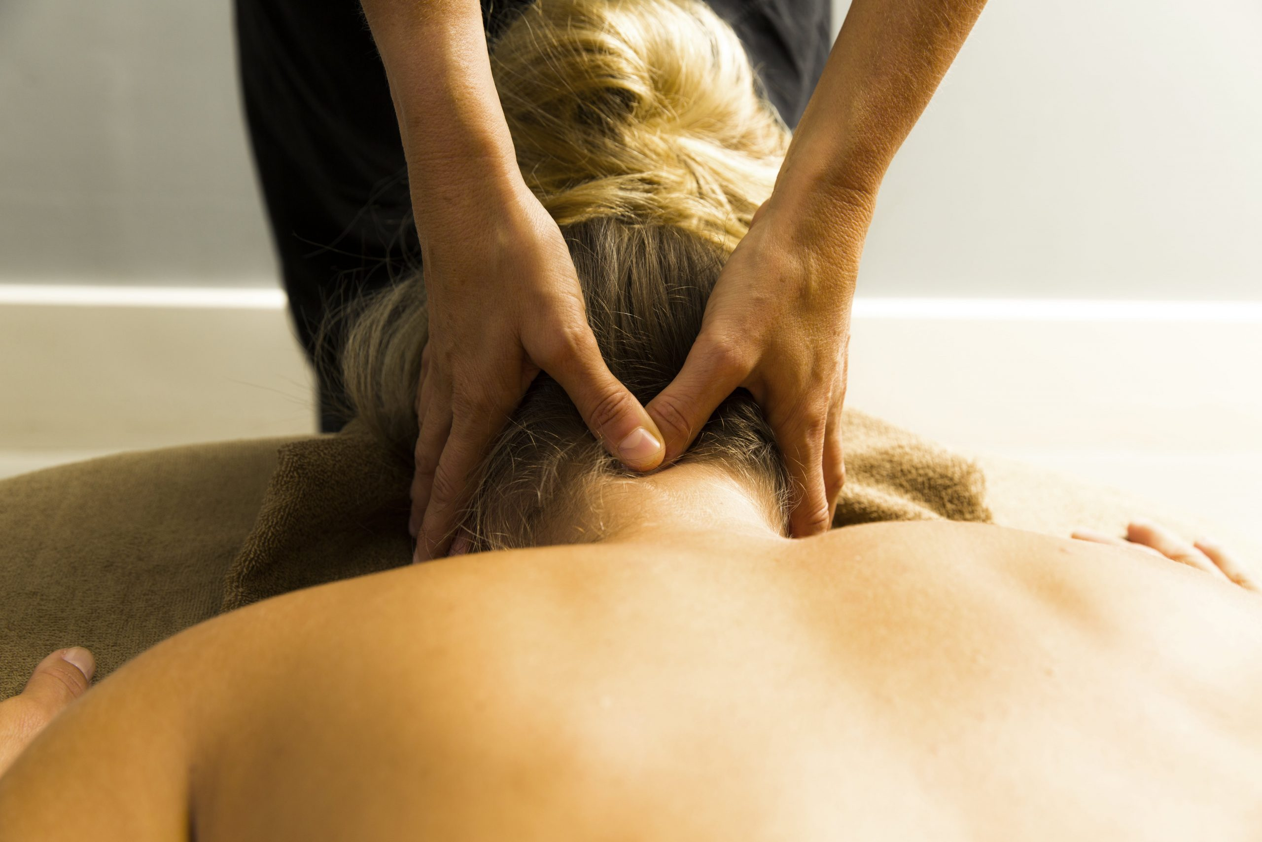 serotonine en massage