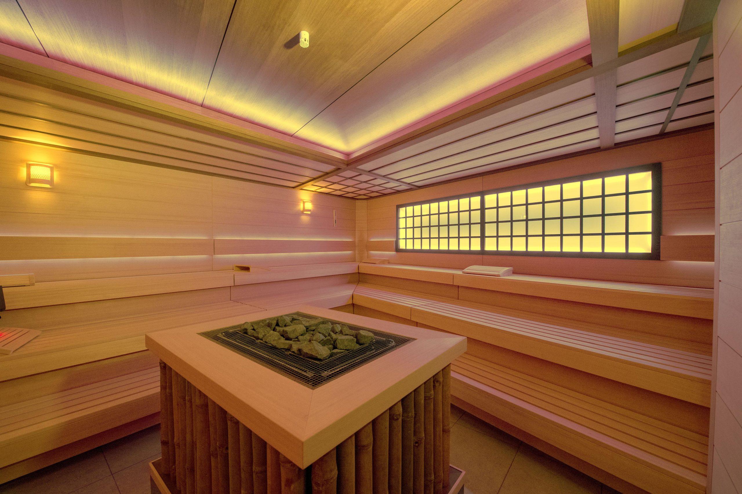 Japanse Sauna
